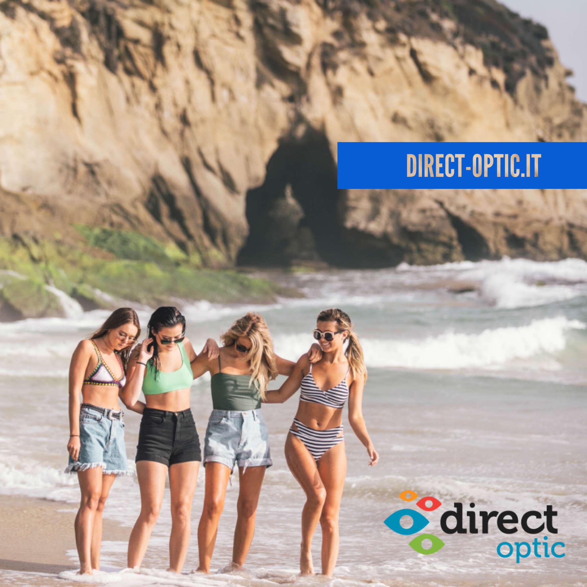 offerta passaparola direct optic occhiali online lowcost di qualità