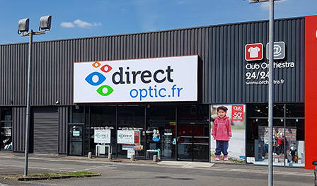 Opticien pas cher à Nantes - Direct Optic 831c978bfa24
