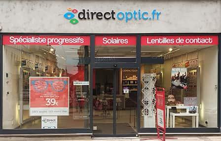Les prix du web enfin en boutique ! Notre magasin Direct Optic de  Sarreguemines ... f84e260f45ba