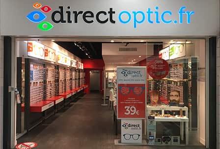 255e09b0d03b12 Opticien à Tours - Chambray-lès-Tours - Direct Optic, Opticien moins ...