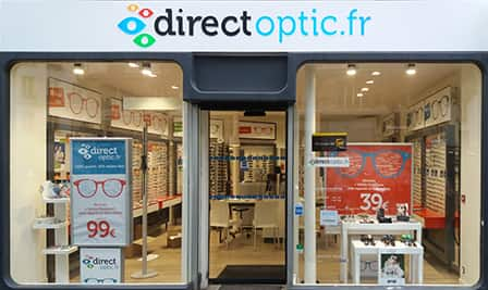 1ef1f69c49a Les prix du web enfin en boutique ! Notre magasin Direct Optic de Paris ...