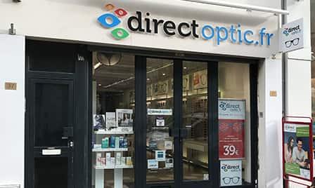 689cbdf7c0 Opticien Lille - Direct Optic opticien moins cher à Lille - Lunettes ...
