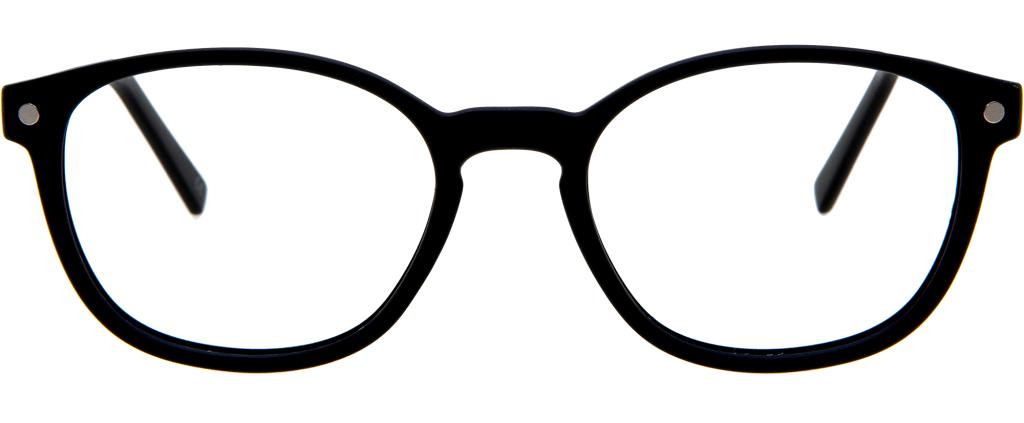 cef93330c5 ... lunettes de vue PlastiFlex Clip-On Perfect Noir Mat ...