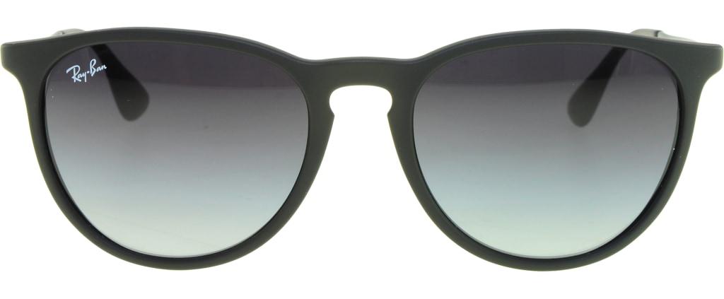 fbb49e476da ... lunettes de soleil Ray-Ban Erika 4171 622 8G Noir Mat ...