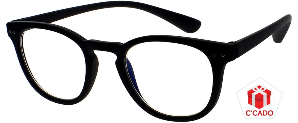 31a4d5e914 Occhiali Simply Nero Opaco - Montatura uomo e donna in plastica