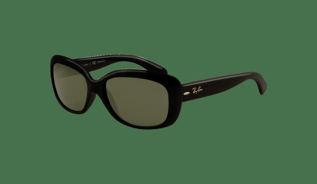 c6a7ad1b20879 lunettes de soleil Ray-Ban Jackie OHH 4101 601 Noir ...
