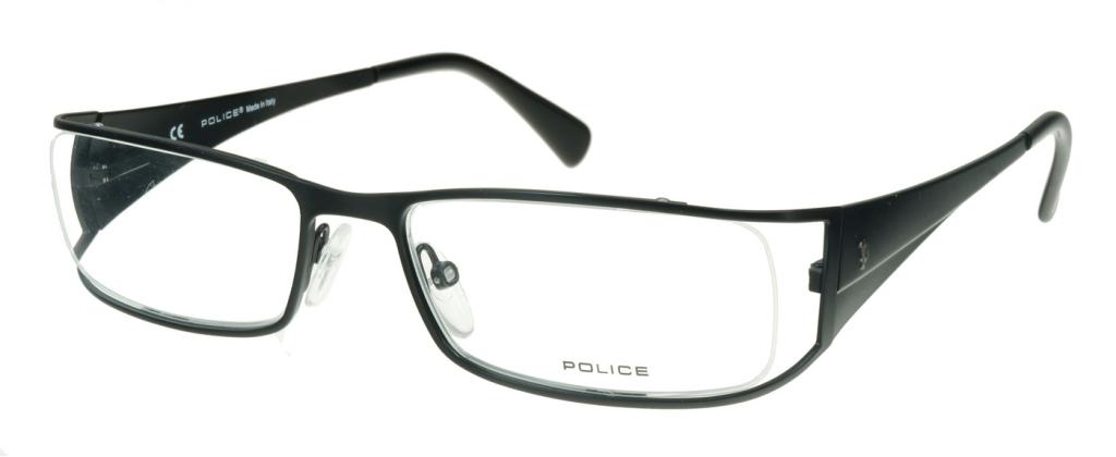 9ccae8ad5e lunettes de vue Police V8377 0531 Noir ...