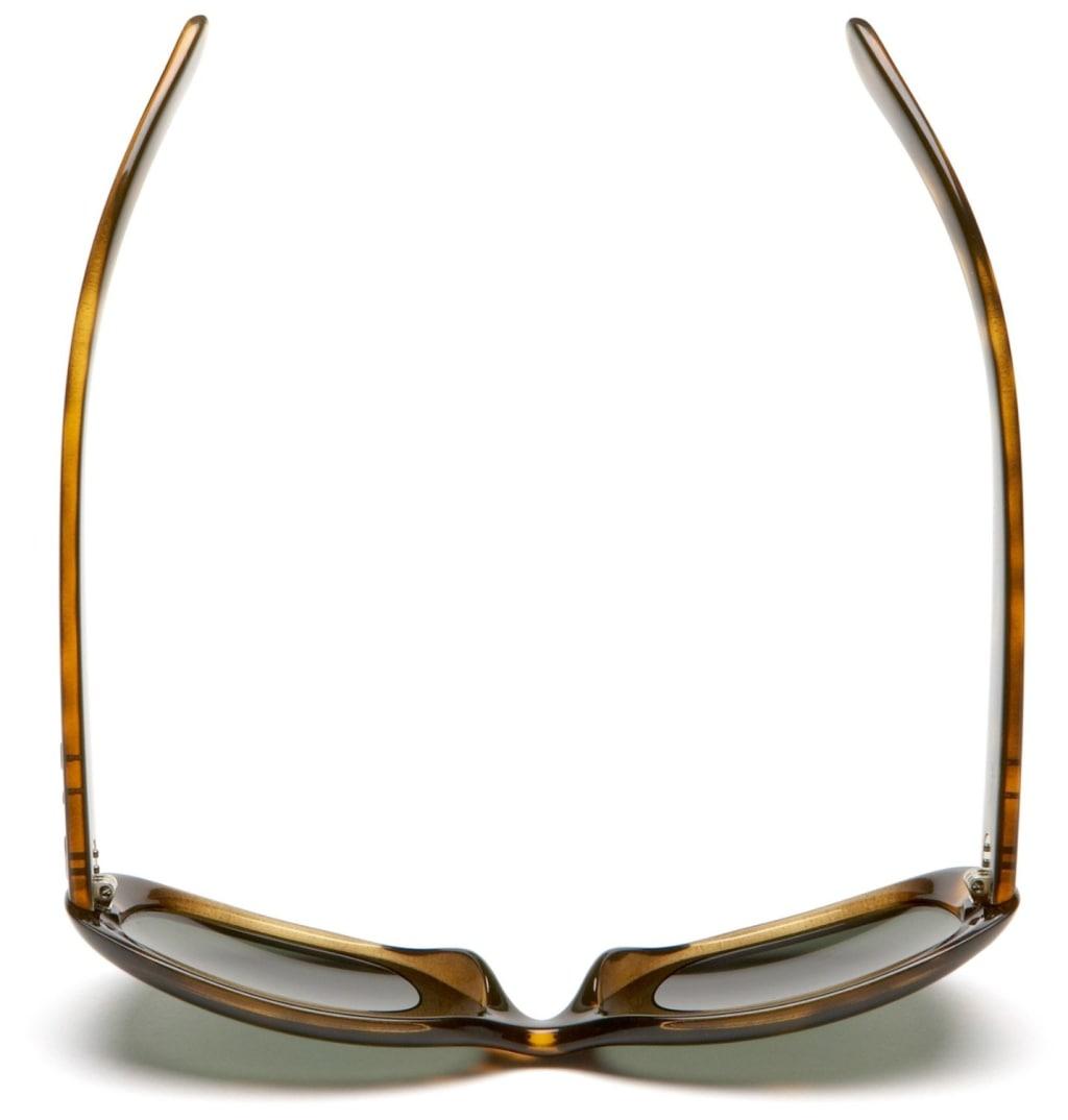 e6488bc44307f ... lunettes de soleil Ray-Ban Jackie OHH 4101 710 Marron Léopard ...