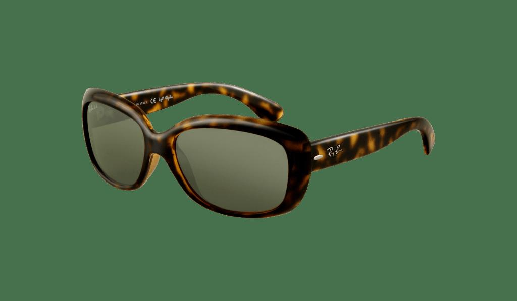 7ee34e90b5 occhiali da sole Ray-Ban Jackie OHH 4101 710 Marrone Leopardato ...