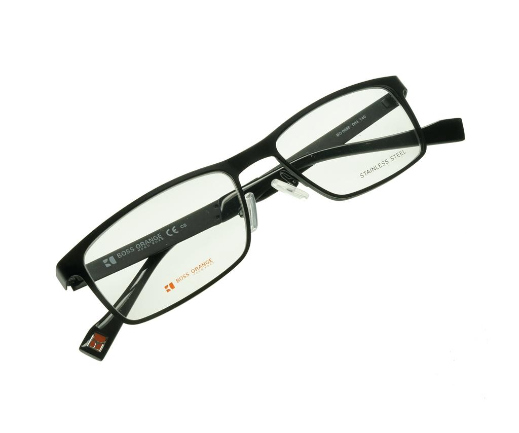 Boss Orange 0085 003 Schwarz Brille Online Kaufen