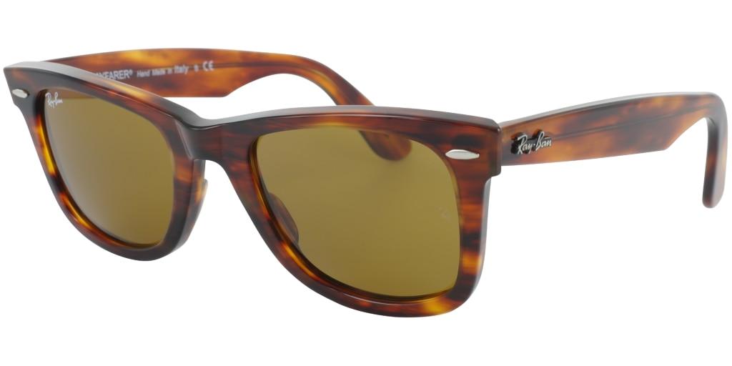 df3d84b1da Montura de gafas de sol Ray Ban Wayfarer Marón - compra Montura de ...