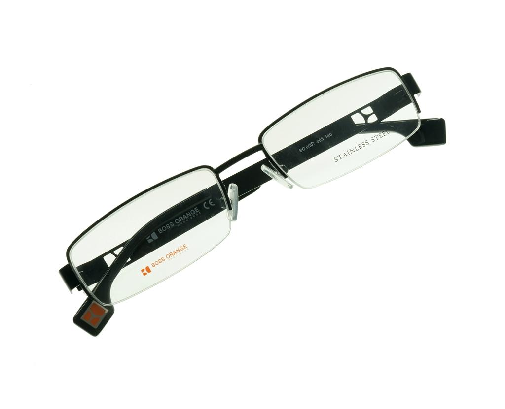 Boss Orange 0007 003 Schwarz Brille Online Kaufen