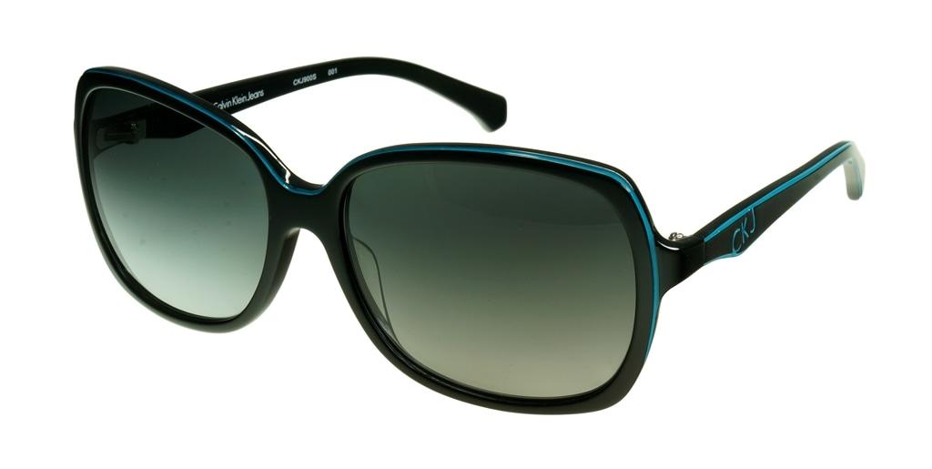 7b61839006 Monture Calvin Klein Jeans 900S Noir Bleu - Lunettes homme et femme ...