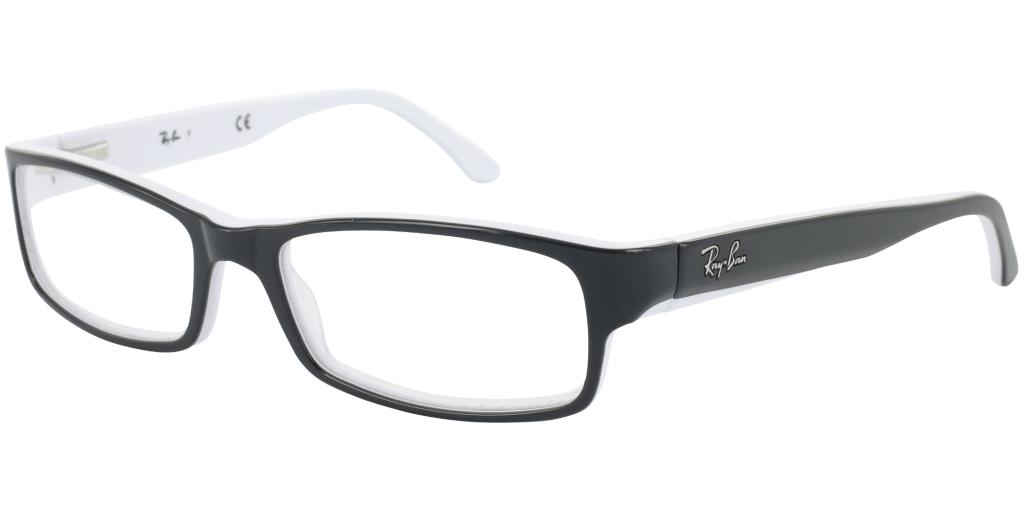 Ray-Ban 5114 2097 2097 Negro Y Blanco : comprar gafas al mejor precio