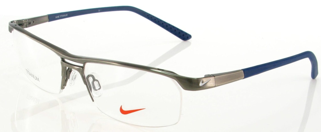 accesorios Permuta calibre  Nike Titanium 6044 Gris : comprar gafas al mejor precio
