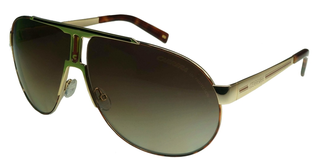eb28b47bd6 Carrera Panamerika 1 J88YY Dorado : comprar gafas al mejor precio