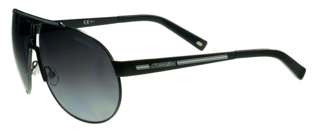 214981b92d4bb ... lunettes de soleil Carrera Panamerika 1 PDEV4 Noir ...