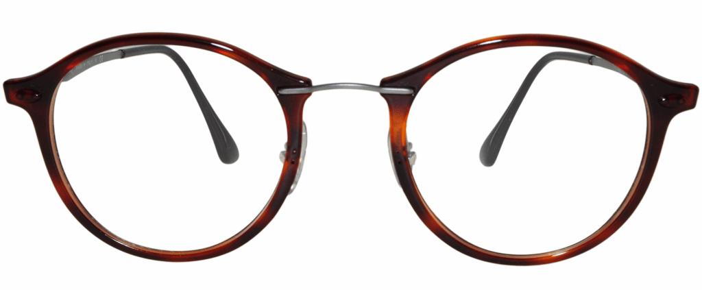 15cfd897c7 ... lunettes de vue Ray Ban 7073 5588 Ecaille Et Gris ...
