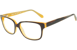 Stiletto Tartarugato e giallo cristallo