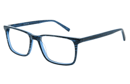 HK B000997 Bleu strié