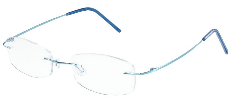 9e8469b87f1 Monture Kimi Titane RT-8981 Bleu - Lunettes homme et femme en métal ...