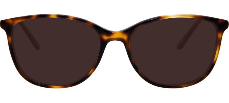 ae07178f1f ... lunettes de soleil avec ou sans verres correcteurs Lovely Sun Ecaille  Et Doré ...