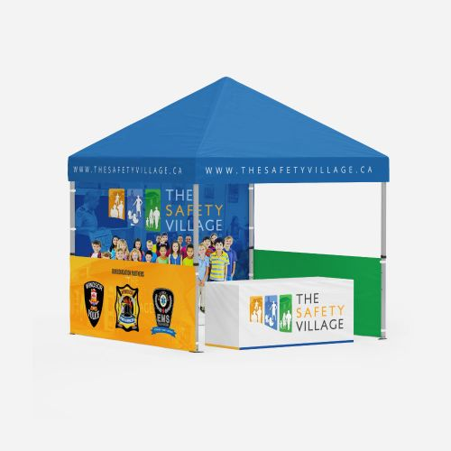 tradeshow booth examples