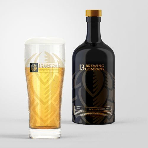 design agency for brewery
