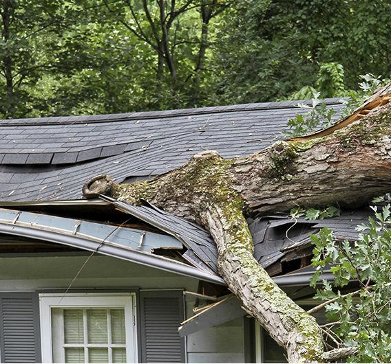 Wind, Tornado & Hail Restoration