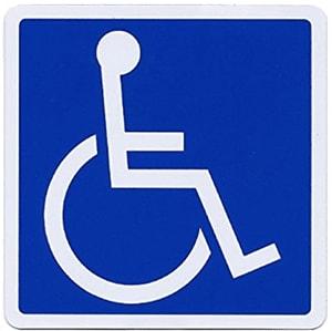 障害者マーク-国際リハビリテーション