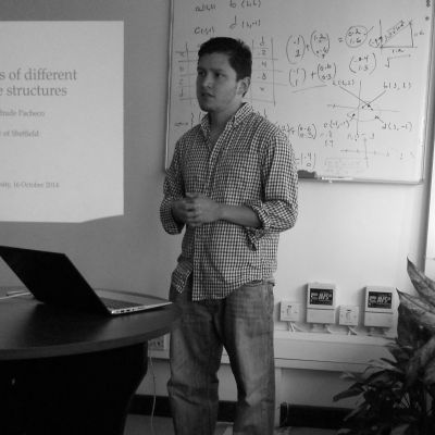 Ricardo has a PhD in Spatial Statistics and is supporting the development and implementation of...