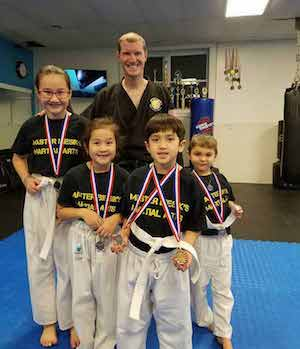 North Tonawanda Kids Martial Arts