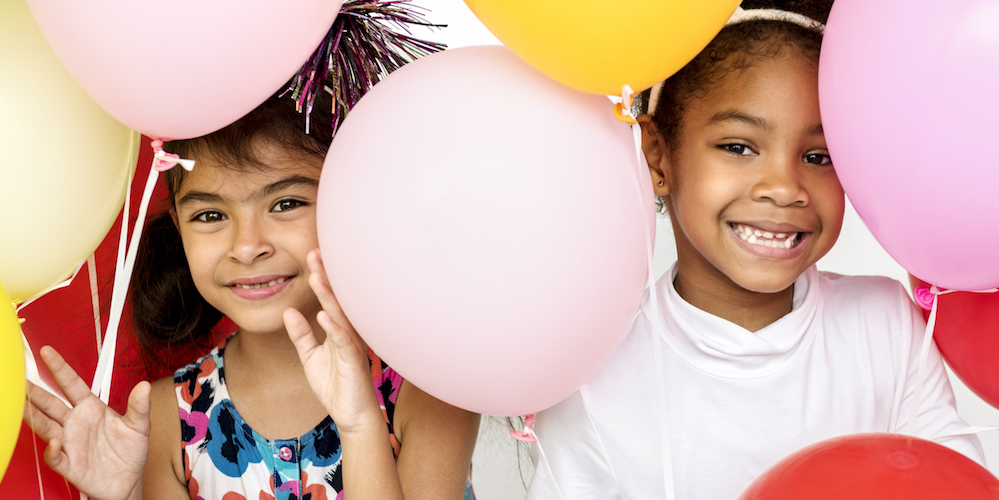 Whats Included With Our Birthday Parties