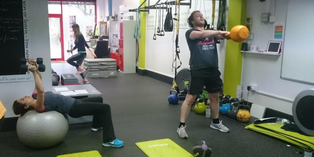 Burn It Fitness Personal training blackheath