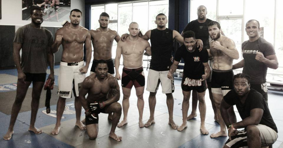 american top team of gwinnett mma lawrenceville