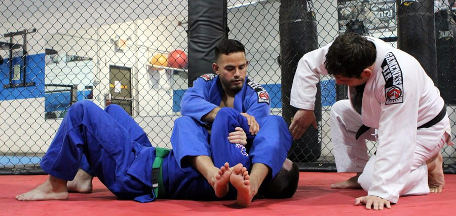 evolution mma miami bjj