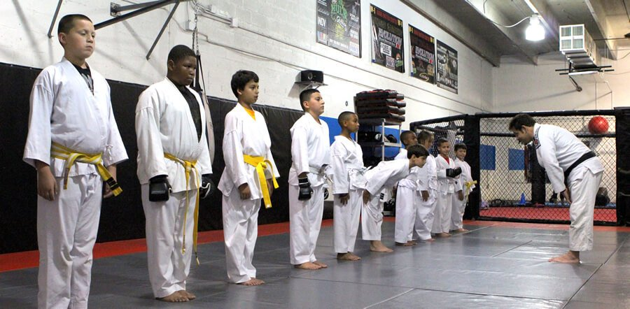 evolution mma Kids Martial Arts miami