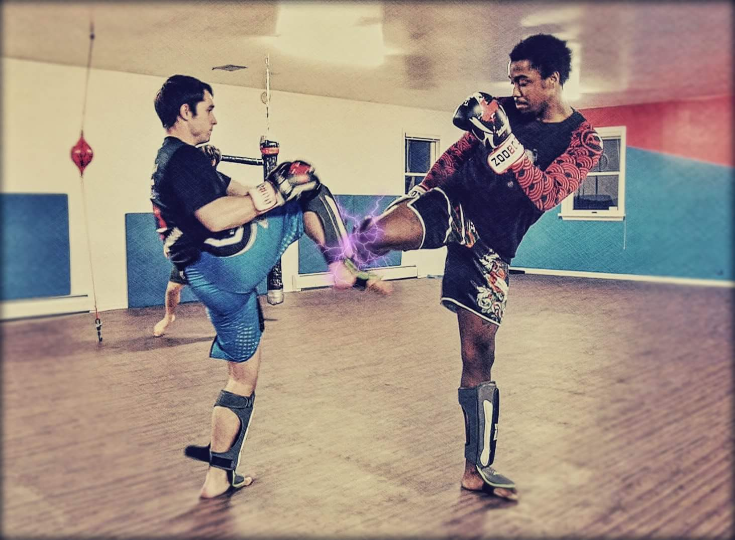 martial arts in Hershy