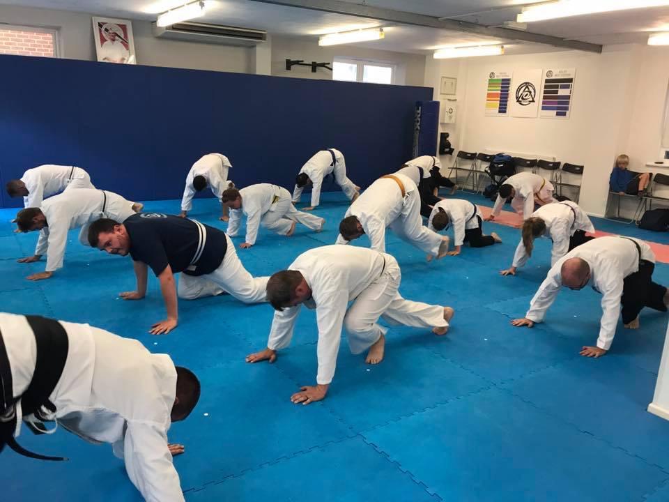 Kids Martial Arts Redhill
