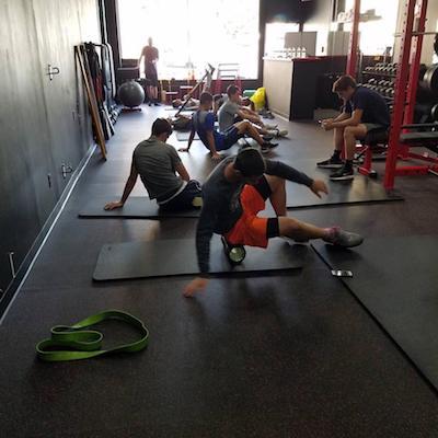 harrison personal training