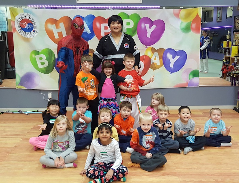 Birthday Parties Shoreview