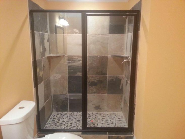 Framed Shower Doors near Atlanta