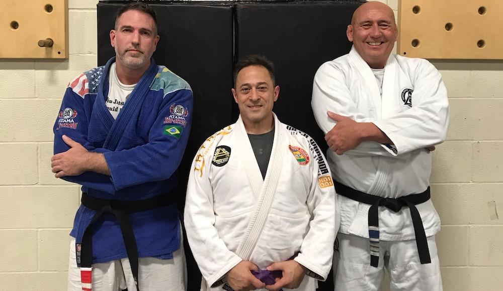 Brazilian Jiu Jitsu near Akron