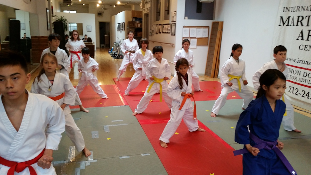 Kids Martial Arts in New York