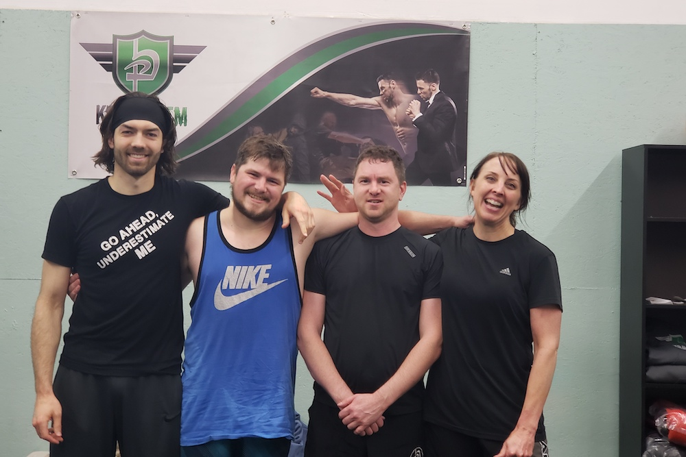 krav maga in salem