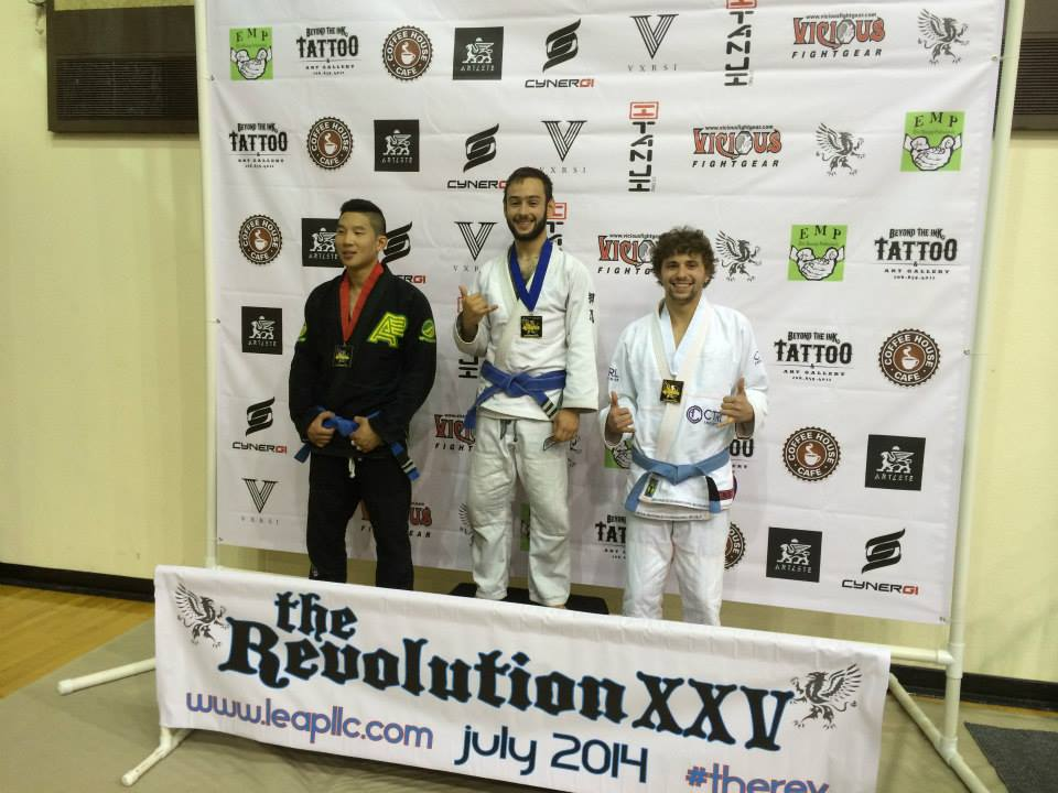 Tournament Summary Revolution July 2014