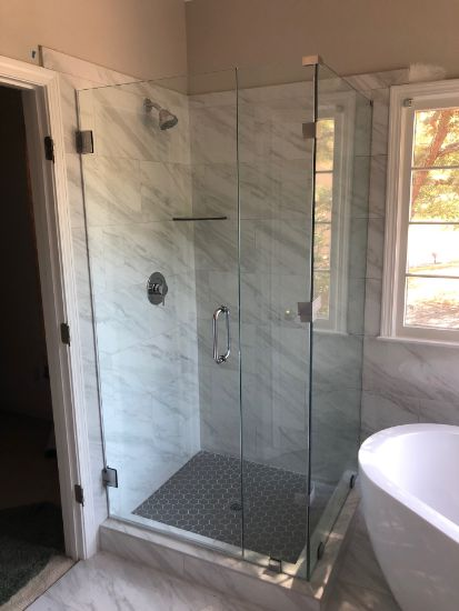 Frameless Shower Doors near Atlanta