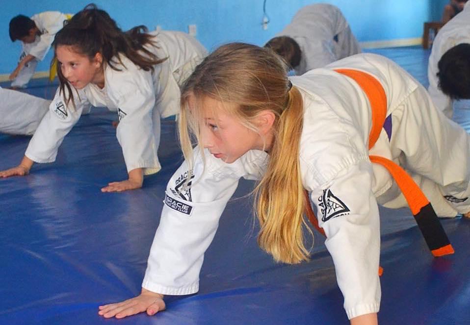 Kids Jiu Jitsu Huntington Beach