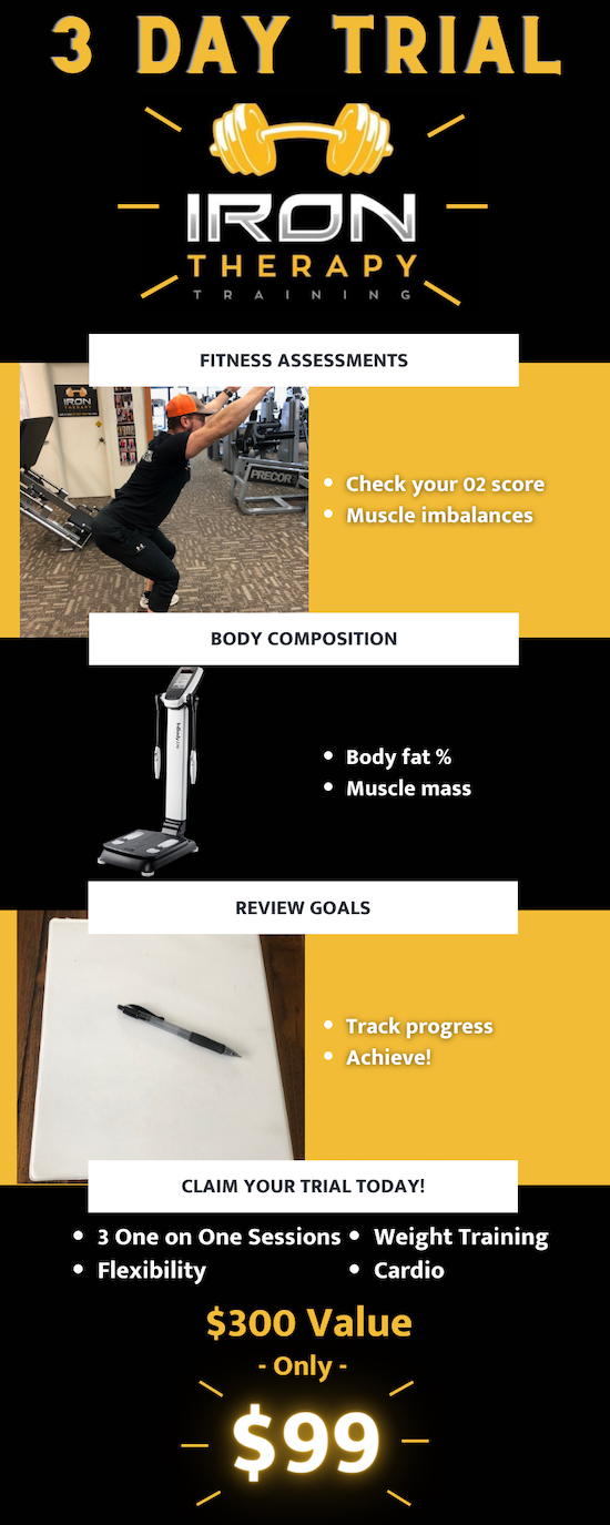 Personal Trainer near Great Bend