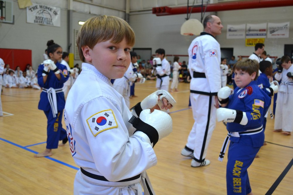 Kids Martial Arts Richmond